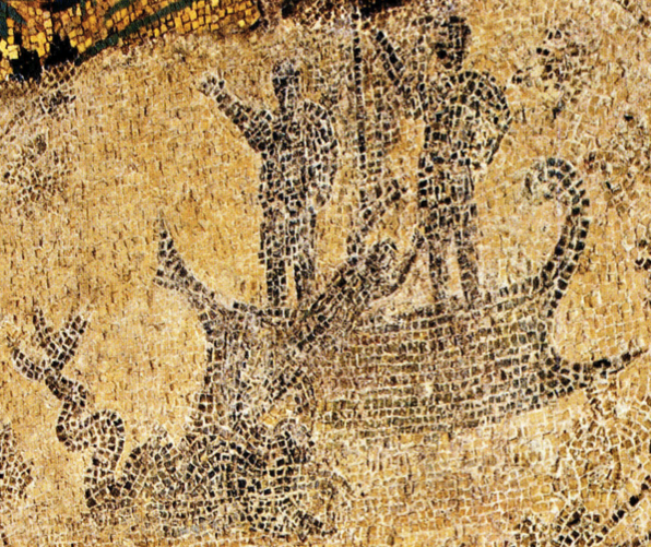 Pagan Symbolism In Christian And Jewish Art The Time Has Been